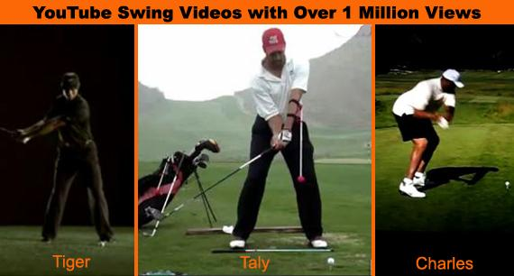TALY Golf Swing Video Tops 1 Million Views